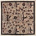 Collectie NMvWereldculturen, RV-847-71, Batikpatroon, 'Peksi kepet', voor 1891.jpg