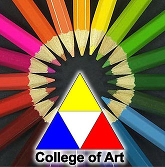 College of Art, Delhi - Image: College of Art logo