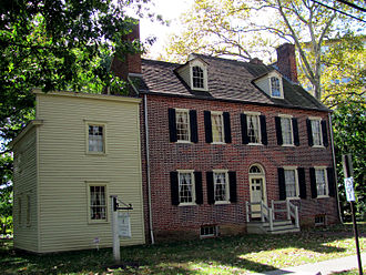 Collingswood, New Jersey - Collings-Knight Homestead