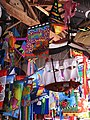 Colourful kites and mobiles (699694202).jpg