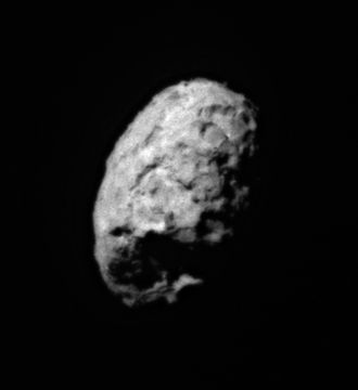 Comet - Comet Wild 2 visited by Stardust probe