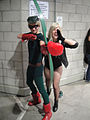 Comikaze Expo 2011 - Green Arrow and Black Canary (6325366782).jpg