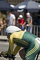 Commonwealth Games 2006 Time trial cycling (116157447).jpg