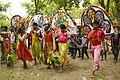 Community Mask Dancing, Uttar Dinajpur, West Bengal.jpg