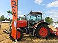 Concours de labour de Boissia - Tracteur Kubota M105GX-III (juil 2018).jpg