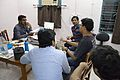 Conference Planning - Bengali Wikipedia 10th Anniversary Celebration - Jadavpur University - Kolkata 2014-11-21 0771.JPG