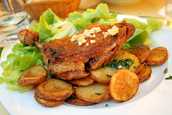 Duck confit - Wikipedia, the free encyclopedia