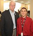 Congressman Miller visits Pittsburg High School (6265976031).jpg