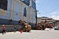 Construcción de Rampas, Aceras y Pasamano en la Iglesia Matriz de Piñas (9730056455).jpg