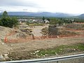 Construction of new underpass on A9 - geograph.org.uk - 721335.jpg