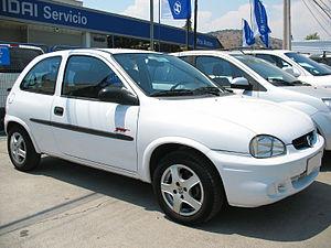 Chevrolet Corsa Wikipedia La Enciclopedia Libre