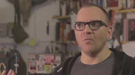 File:Cory Doctorow - Wikimania 2014.webm