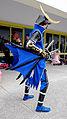Cosplay of Date Masamune, Sengoku Basara in FF25 20150201.jpg