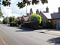 Cottages on the Upper Chobham Road - geograph.org.uk - 1469310.jpg