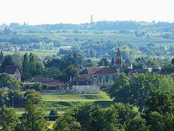 Cours-de-Pile village.JPG