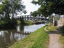 Cowley Peachy Junction, Grand Union Canal, Yiewsley - geograph.org.uk - 90224.jpg