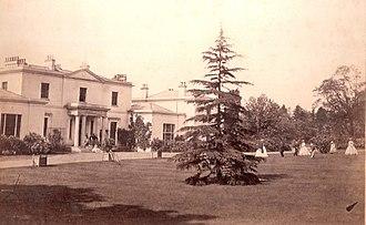 Coworth Park Hotel - Coworth House, c. 1862