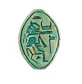 Cowroid Seal Amulet Inscribed for the God's Wife Hatshepsut MET 27.3.180 bot.jpg