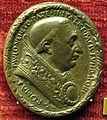 Cristoforo di geremia, medaglia di paolo II, (senza verso).JPG