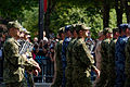 Croatian detachment Bastille Day 2013 Paris t105101.jpg