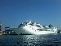 Msc cruises for Msc meraviglia wikipedia