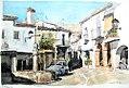 Croquis aquarellé- Guadalupe - Espagne (8317430110).jpg