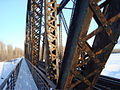 Crossing railroad bridge over the Talkeetna River.jpg