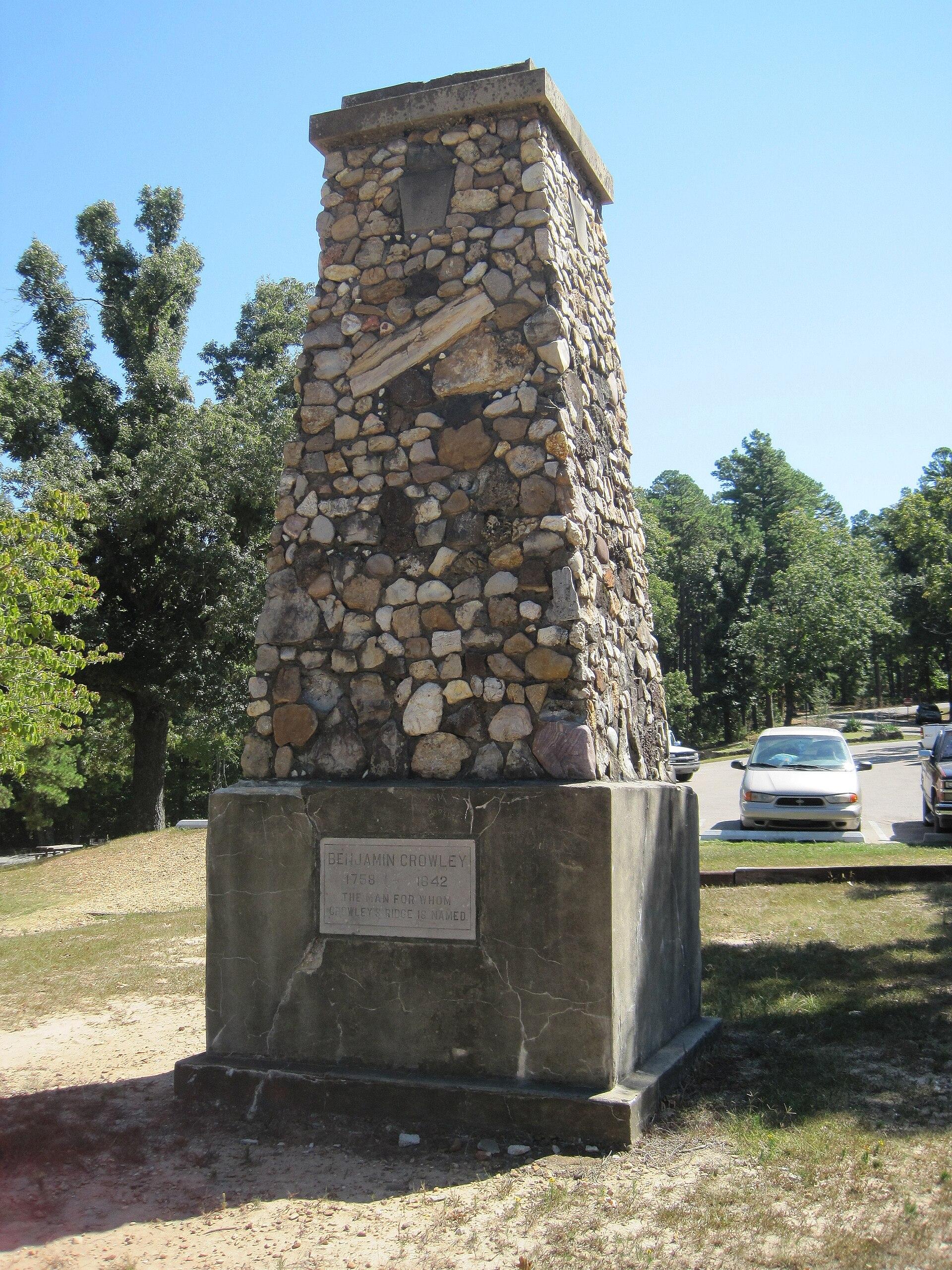 Crowley's Ridge - Wikipedia
