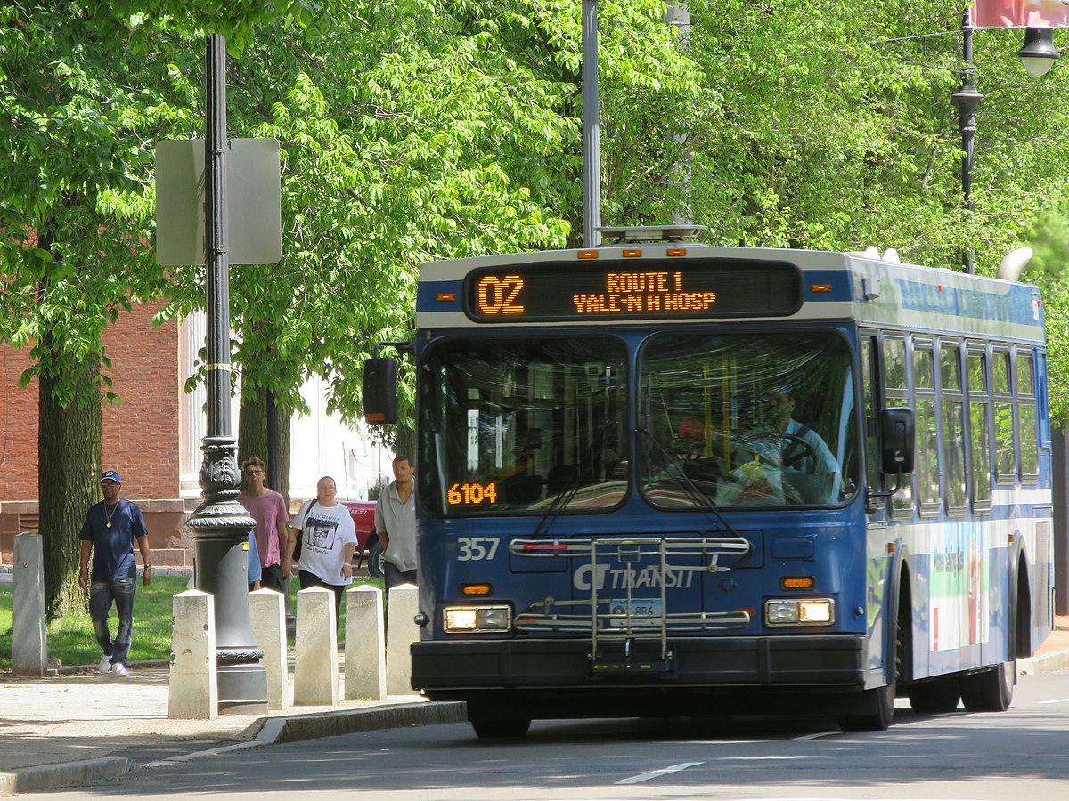 Connecticut Transit New Haven Wikipedia