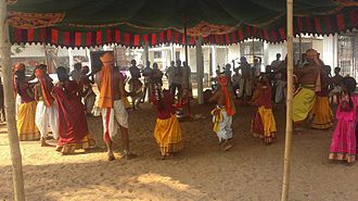 West Godavari district - Culture and traditions at Kalavalapalli village in West Godavari district