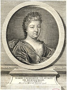 Marie-Catherine d'Aulnoy