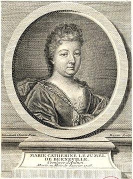 Madame Daulnoy Wikipedia