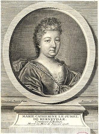 Madame d'Aulnoy - Marie-Catherine d'Aulnoy
