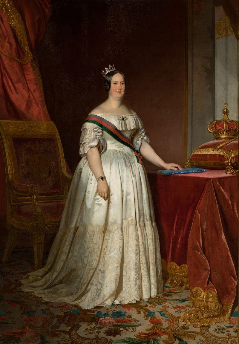 D. Maria II Rainha.jpg