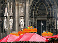 DE-NW - Cologne - Christmas - Holiday - Sign - Cologne Cathedral - Christmas Market (4890045495).jpg