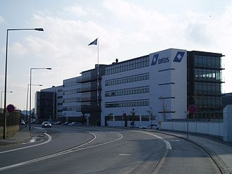 DFDS - DFDS Headquarters in Copenhagen
