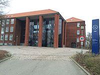 DMI - Danmarks Meteorologiske Institut - The National Danish Meteorological Institute (Copenhagen).JPG