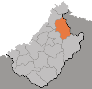 Hwapyong County County in Kwanso, North Korea