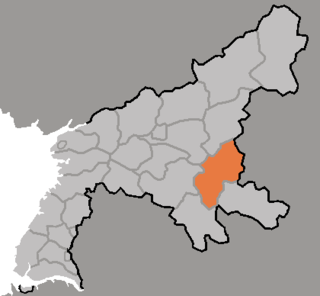 Sinyang County County in South Pyŏngan, North Korea