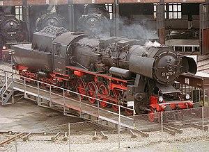DR Class 52.80 - Image: DR 52 8079 Bw DD Alt