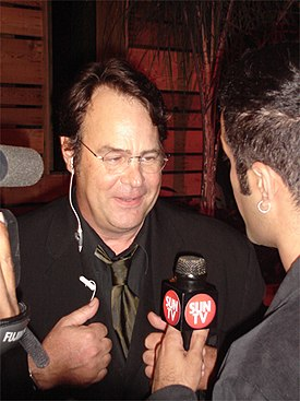 Retrach de Dan Aykroyd