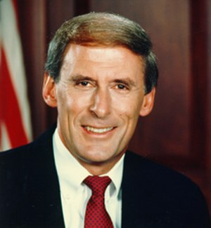 United States Senate election in Indiana, 1992 - Image: Dan Coats (R IN)