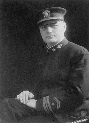 Action of 21 May 1918 - Daniel Sullivan, MOH.