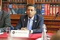 Danny Faure, President, Republic of Seychelles (41541294602).jpg