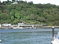 Dartmouth Higher Ferry and Torbay Railway train - geograph.org.uk - 2025.jpg
