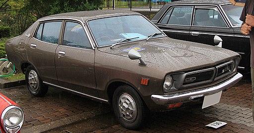 Datsun Sunny Excellent Sedan PB210 1.4GL
