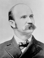 Former Senator David B. Hill of New York