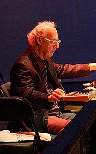 David Behrman American composer