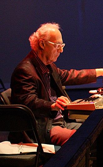 David Behrman - Behrman in 2012