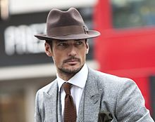 5206f6977ad34 Gandy during London Collections: Men (2013)